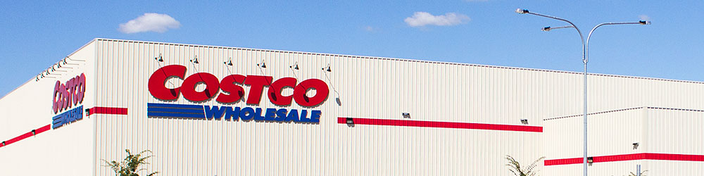 Costco at Majura Park in the Canberra suburb of Majura, ACT